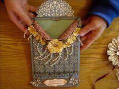 Vintage Loaded Envelopes
