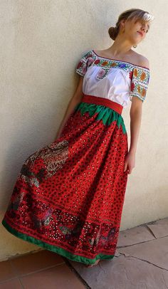 RESERVE Collectors Mexican China Poblana costume sequined