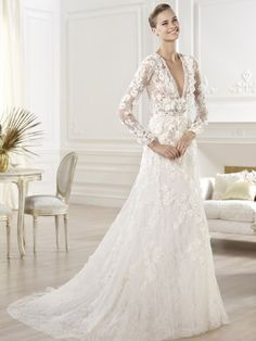Couture-Brautkleider von Top-Designern | miss solution Bildergalerie - Crux by ELIE SAAB