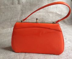 Orange is not just for pumpkins. by Shelly Maples on Etsy