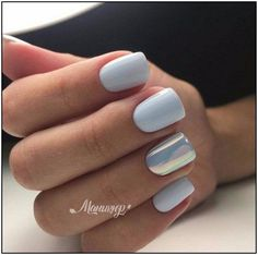 simple summer nails colors designs 2019 – page 33 - Summer Nail Colors Ideen Nail Design Stiletto, Nail Design Glitter, Nail Design Spring, Spring Nail Colors, Spring Nails, Summer Nails, Nails Design, Cute Nails For Spring, Salon Design