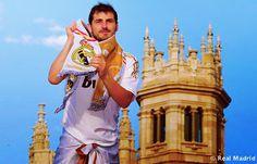 Iker Casillas HALA MADRID