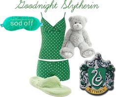 Goodnight Slytherin