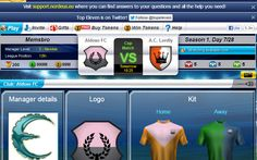 Top Eleven Football Manager Cheat for Facebook | CheatHuner.com