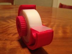 Tape Dispenser by jag - Thingiverse