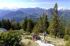 Atemwandern – Genusswandern im Bayerischen Staatsbad Bad Reichenhall mit Bayerisch Gmain - Berchtesgadener Land Blog