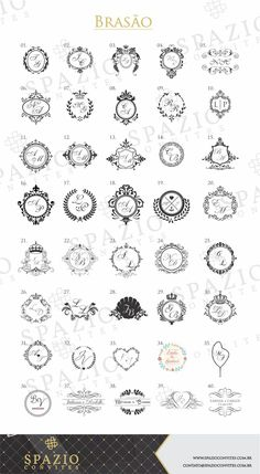 58 Ideas for party planning logo design wedding invitations Wedding Logo Design, Wedding Logos, Monogram Wedding, Wedding Invitation Design, Wedding Designs, Wedding Cards, Wedding Favors, Party Planning, Wedding Planning