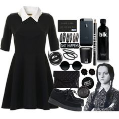 wednesday addams fashion - Google Search