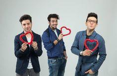 We love you too Il Volo <3