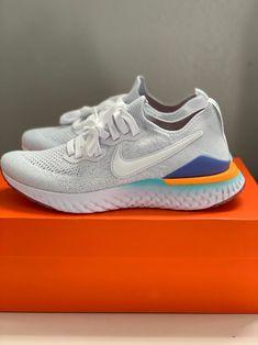Nike Women Epic React Flyknit 2 | Mercari Shoe Deals, 2 In, Athletic Shoes, Nike Women, Sneakers Nike, Brand New, Fashion, Nike Tennis, Moda