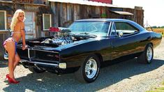 1969 Dodge Charger R/T -Wow