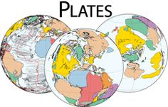 The PLATES Project, University of Texas Institute for Geophysics - a global plate tectonics research project