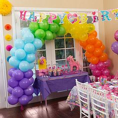 My Little Pony Ideas: Decorations - Click to View Larger
