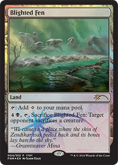 Blighted Fen (Abril 2016)