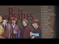 Best Beatles Songs, The Beatles Greatest Hits, Best Old Songs, Greatest Songs, Gaither Gospel, Beatles Guitar, Book Tv, Book Series, Anos 60