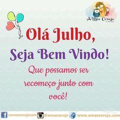"""""""Mas que seja bom o que vier para vocês e para mim."""" (Caio F. de Abreu)  Julio seu lindo nos surpreenda! Bom dia bonitas!  #amaecoruja #blogAMC #pin"""