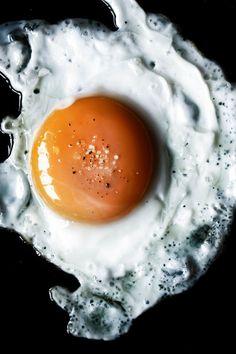 Pratos e Travessas: Sandwich de ovo de ganso, presunto e rúcula # Goose egg, ham and arugula sandwich   Food, photography and stories