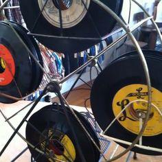 the 45 rpm Ferris Wheel!