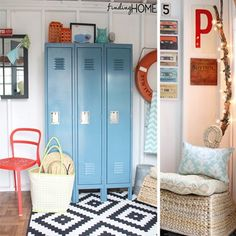 Vintage items are a great addition in home decor! http://blog.homes.com/2013/10/thrifty-vintage-decorating/