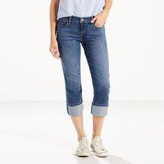 Jean Shorts - Shop This Season's Women's Shorts | Levi's®
