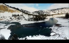 This Timelapse of Yellowstone Makes Winter Not Seem So Bad Afterall - The Phoblographer