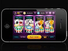 Poker Ui Glow