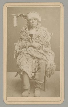 Captain Tom - Maidu – 1874