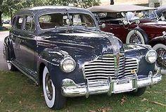 1941 Buick 90 Limited Four Door Touring Sedan