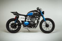 Triumph BIT1 Street Tracker By Triumph & Barbour International -