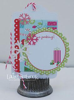 Guest Designer: Laurel Seabrook