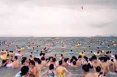 Incredible shots of China's busy coastline from Zhang Xiao