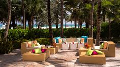 Take your group outdoors for an al fresco meeting overlooking the Atlantic Ocean