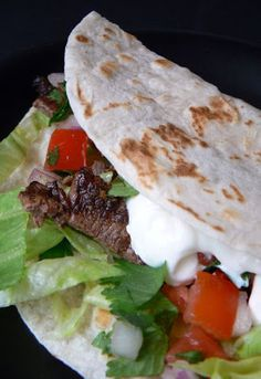 MIH Product Reviews & Giveaways: Steak Tacos and Pico De Gallo