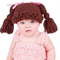 Cabbage Patch Kids Baby Wig OH ME OH MY... OH how cute!!!