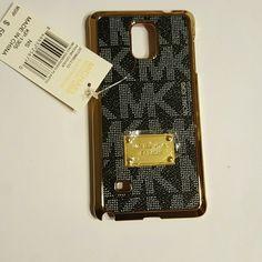 black Mk samsung S5 case back case New Accessories Phone Cases