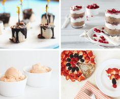 No Sugar Desserts (Paleo)