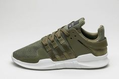 "Preview: adidas EQT Support ADV 91-16 ""Olive Cargo Green"" - EU Kicks: Sneaker Magazine"