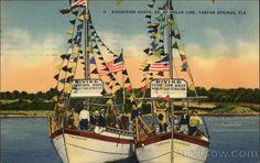 Exhibition Boats, St. Nicholas Line