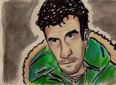 Portre Karikatür: Deniz Gezmiş Karikatür