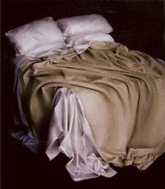 Johanna Logan, Unmade bed