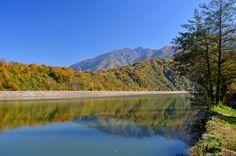 Fall Reflections - Fall Reflections Reflection, River, Mountains, Fall, Nature, Outdoor, Autumn, Outdoors, Naturaleza
