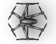 Walkera   TALI H500   FPV GPS Hexacopter Drone BNF Black   BNF with  Brushless G-3D Gimbal *NO Remote Control. Battery, Charger, or Camera* Package Includes: 1x  TALI H500 Hexacopter GPS Drone (Carbon Black) 1x  G-3D Brushless Gimbal *Does NOT included a Radio Transmitter Controller, Battery, Charger or Camera* *Requires a Devo F12E, Battery, Charger, & a Camera (iLook+GoPro Hero 3 is recommended)* www.HobbyFlip.com