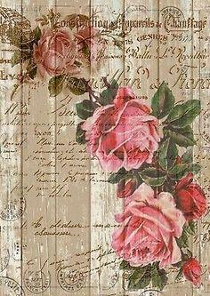 Vintage Labels, Vintage Cards, Shabby, Rice Paper Decoupage, Etiquette Vintage, Decoupage Printables, Decoupage Vintage, Paper Cards, Pattern Paper