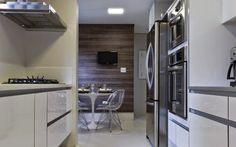 Cozinha corredor - veja lindos modelos para apartamentos + dicas de decoração! - DecorSalteado