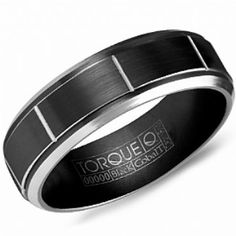 Crown Ring - Collections Alternative Metal Cobalt Black Cbb 7035