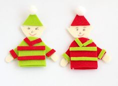 If you are looking for cute and easy holiday fun, check out these Elf Christmas Crafts - finger puppets, cut/paste activities and more! Kindergarten Reading Activities, Kindergarten Lesson Plans, Kindergarten Activities, Literacy, Christmas Elf, Simple Christmas, Christmas Crafts, Easy Preschool Crafts, Crafts For Kids
