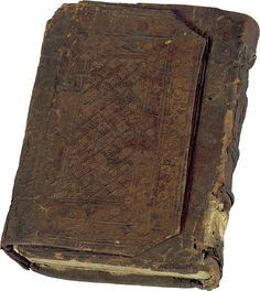 This codex is a good example of a flap binding. It has a soft cover, lacking boards under the leather. Its lightweight design made it ideal for portability — a desirable characteristic for a commonplace book. The worn condition of the cover suggests that the owner, Johannes Wintzler, often carried the book around with him. 1519-1527 Germany. Evolution of the Medieval Book
