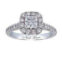 Neil Lane... Ahh my dream engagement ring ♥