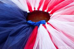 Tutu for 4th of July