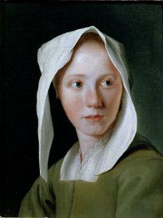 Ah, the Dutch... Portrait of a Girl, Sweerts